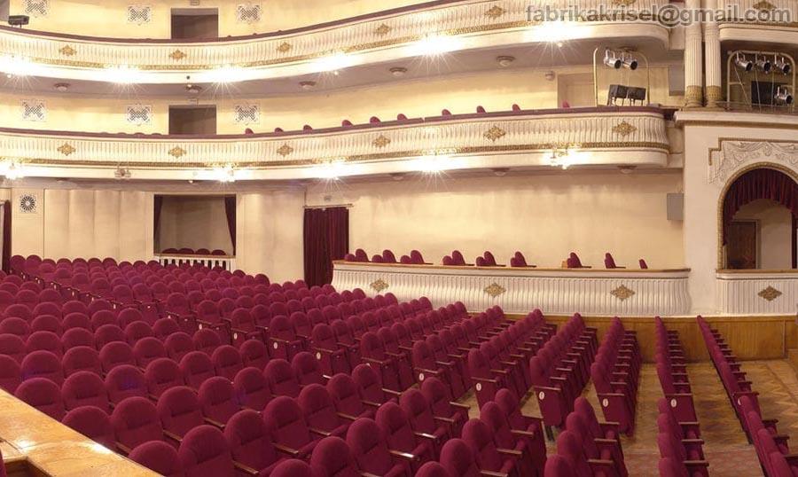 Academic dramatic theatre(Image)