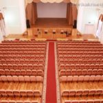 National university of defence, auditorium(Image)