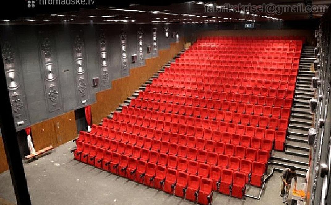 """Cinema """"ZHOVTEN"""", hall """"Gegemon""""(Image)"""