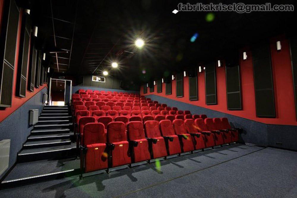 """Нововолинський кінотеатр """"Рідний Край"""", 3-D кінозала(Image)"""