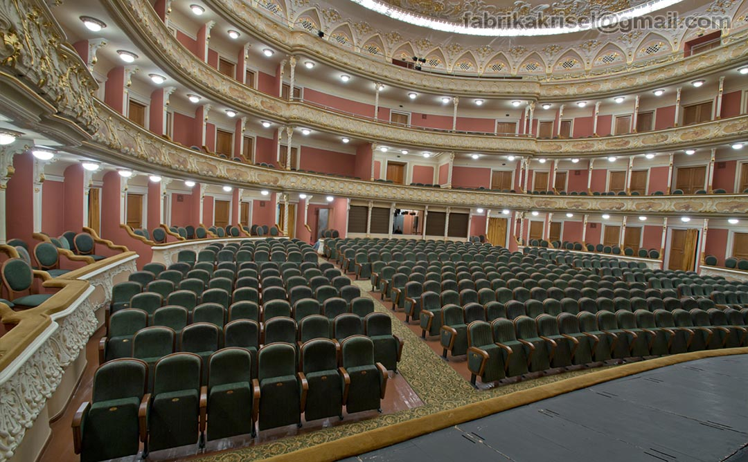 Національний драматичний академічний театр ім. І.Я. Франка, велика зала(Image)