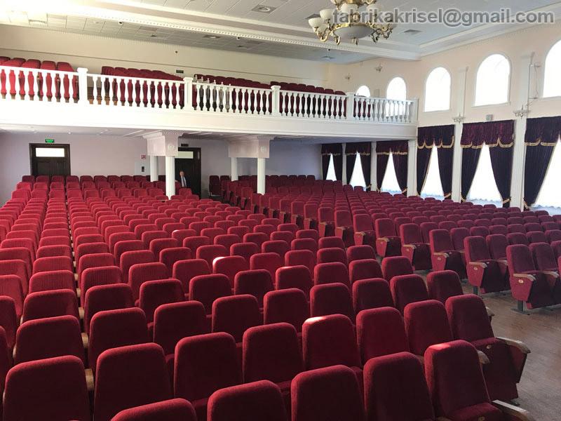 National university of bioresources, auditorium(Image)
