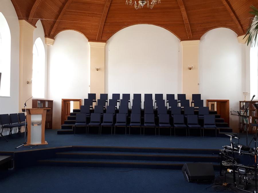 Church, hall(Image)