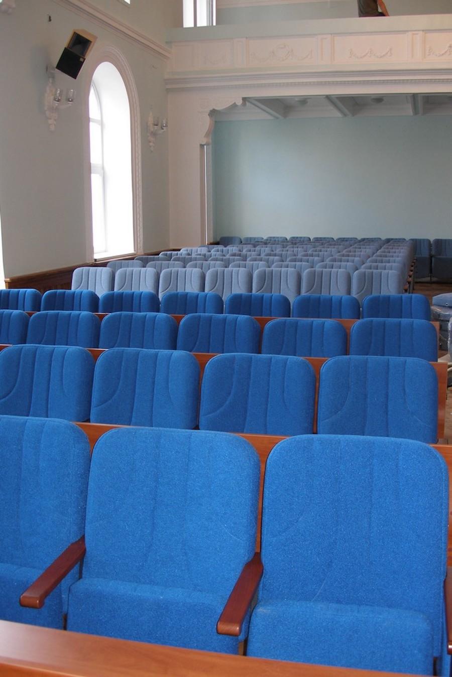 Житомирська Міська Рада, зала засідань(Image)