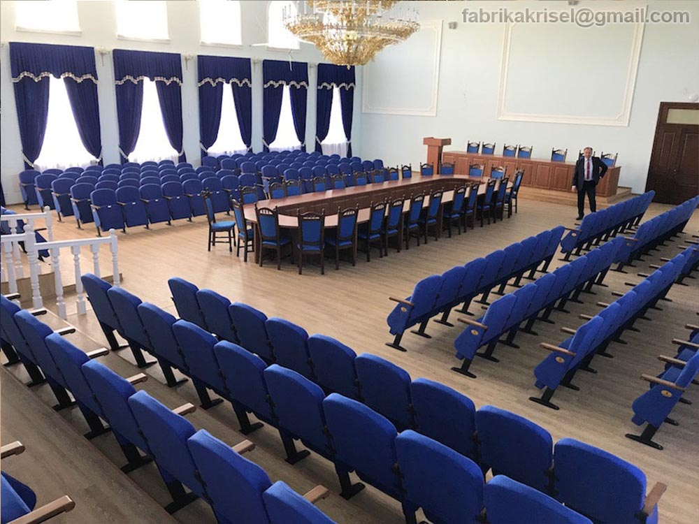 National university of bioresources, conference-hall(Image)