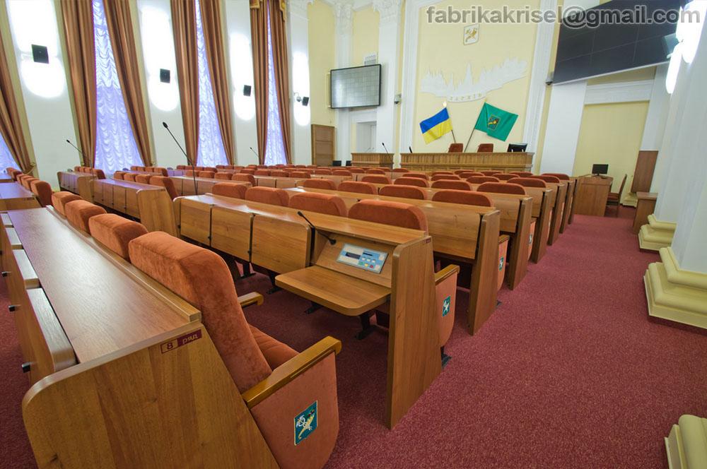 Харківська міська Рада, зала засідань(Image)