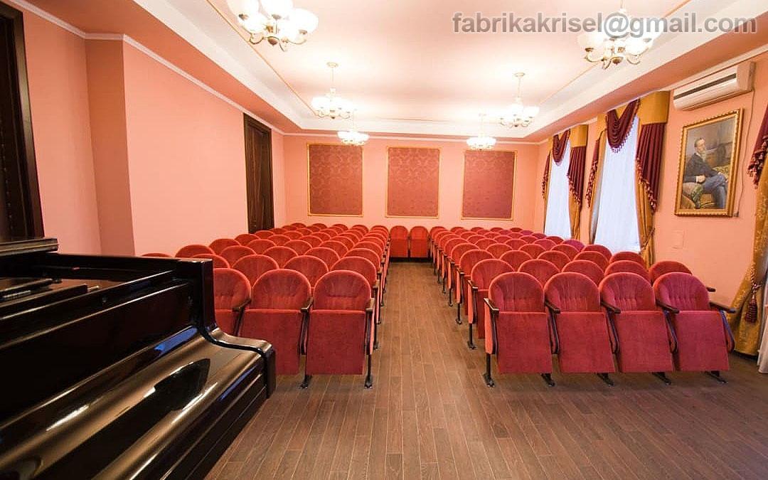 Концертна Зала Дитячої Музичної школи №5 ім. Римського-Корсакова(Image)