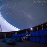 Planetarium at the BDNX in the city of Kiev(Image)